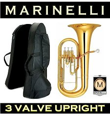 Upright Euphonium