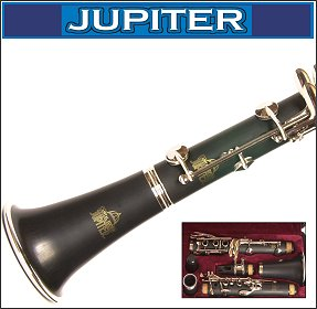 Jupiter Capital Edition Clarinet