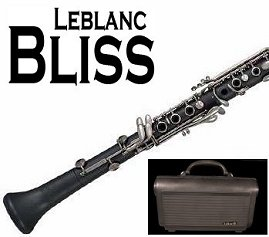 Bliss Clarinet