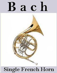 Bach 1101 French Horn