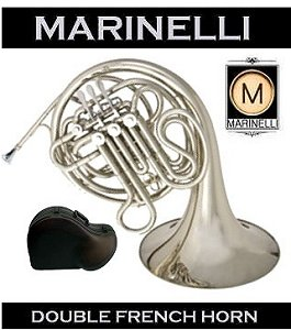 Double Nickel French Horn