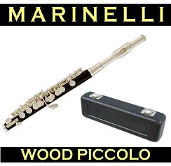 Wood Body Piccolo