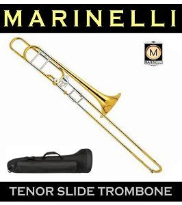F Trigger Tenor Trombone Rental