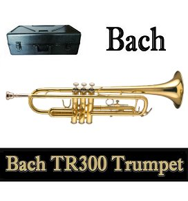 Bach Rent-To-Own Trumpet