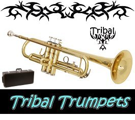 Tribal Rent-To-Own Trumpet