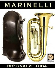 Upright Tuba Rental