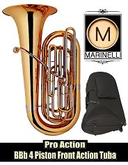 Front Action Tuba